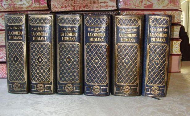 Comedia humana - editorial lorenzana